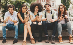 Social Media Marketing - take advantage of a captive audience