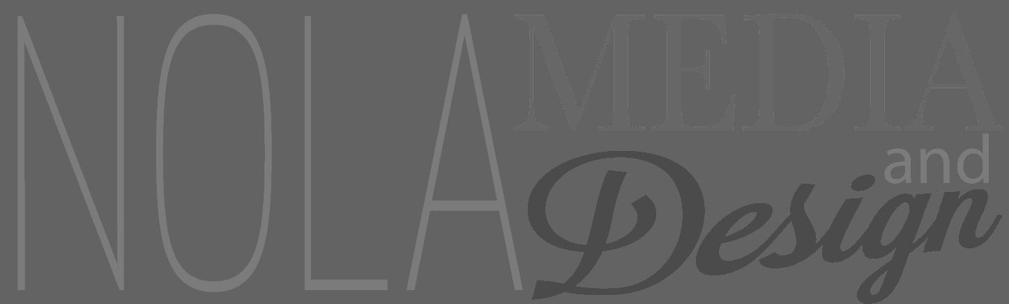 NOLA Media and Design – Web Site Design