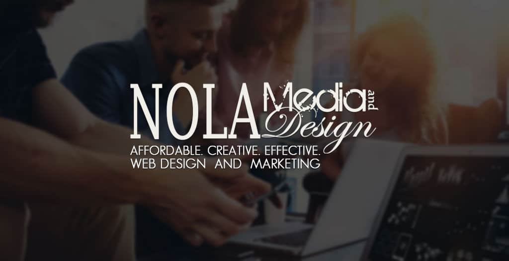 new orleans web site designer