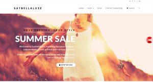 Ecommerce website design, online shopping cart, New Orleans website design
