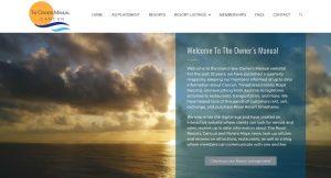 Resort /Vacation Real Estate Website Design