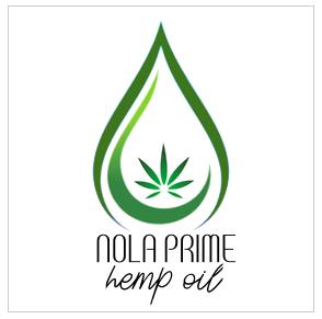 NOLA Prime CBD Oil Logo