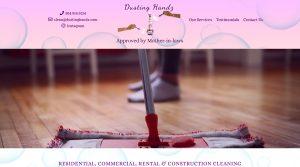 1 page website design new orleans by new orleans website designer NOLA Media and Design